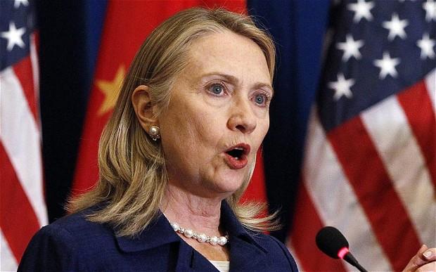Perspectiva de pesadelo: Hillary Clinton acena para ditadura religiosa