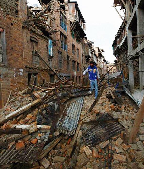 Nepal: católicos salvos do terremoto por estarem na igreja
