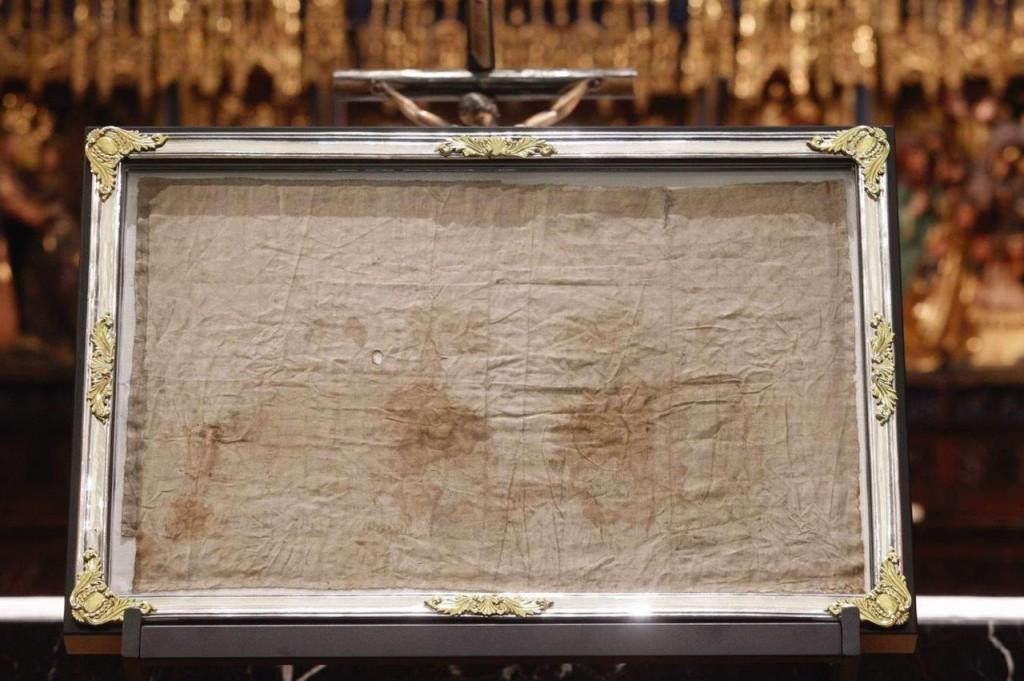Santo Sudário de Oviedo (Espanha)