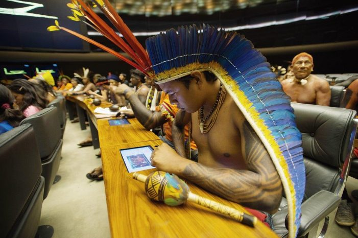 Ecologia e tribalismo — nova face do comunismo