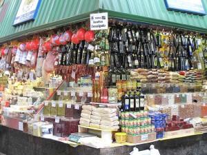 A encíclica não faz justiça à segurança alimentar conquistada por recordes de produção a agropecuária. Foto: Mercado Central - SP
