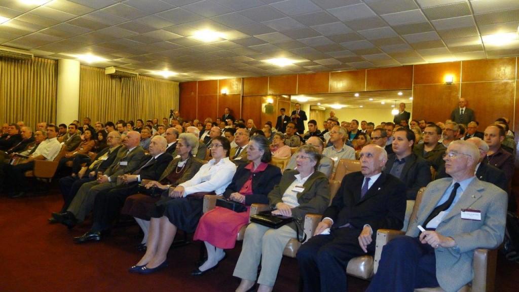Conferência sobre a farsa do aquecimento global