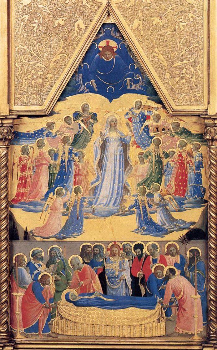 Assunção — O triunfo de Nossa Senhora