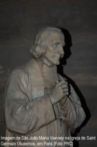 Casa em que viveu  São João Maria Vianney, na cidade francesa de Ars