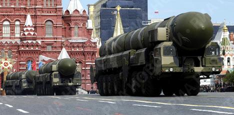"""""""Ruído de sabres nucleares"""" russos denunciado pela OTAN"""
