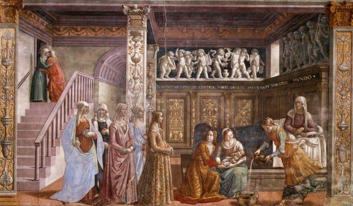 Natividade de Nossa Senhora — data que nos enche de alegria