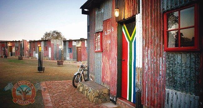 Hotel de luxo: favela para ricos ecologicamente corretos