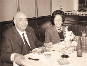 Dr. Plinio e sua irmã Rosée