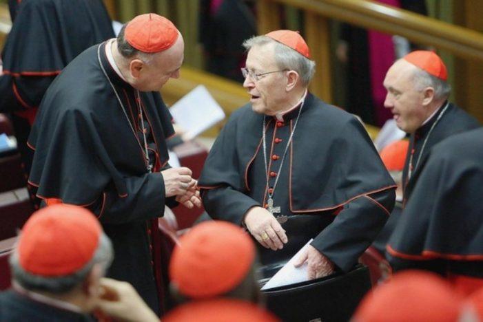 Cardeal Kasper brande o tacape do fundamentalismo