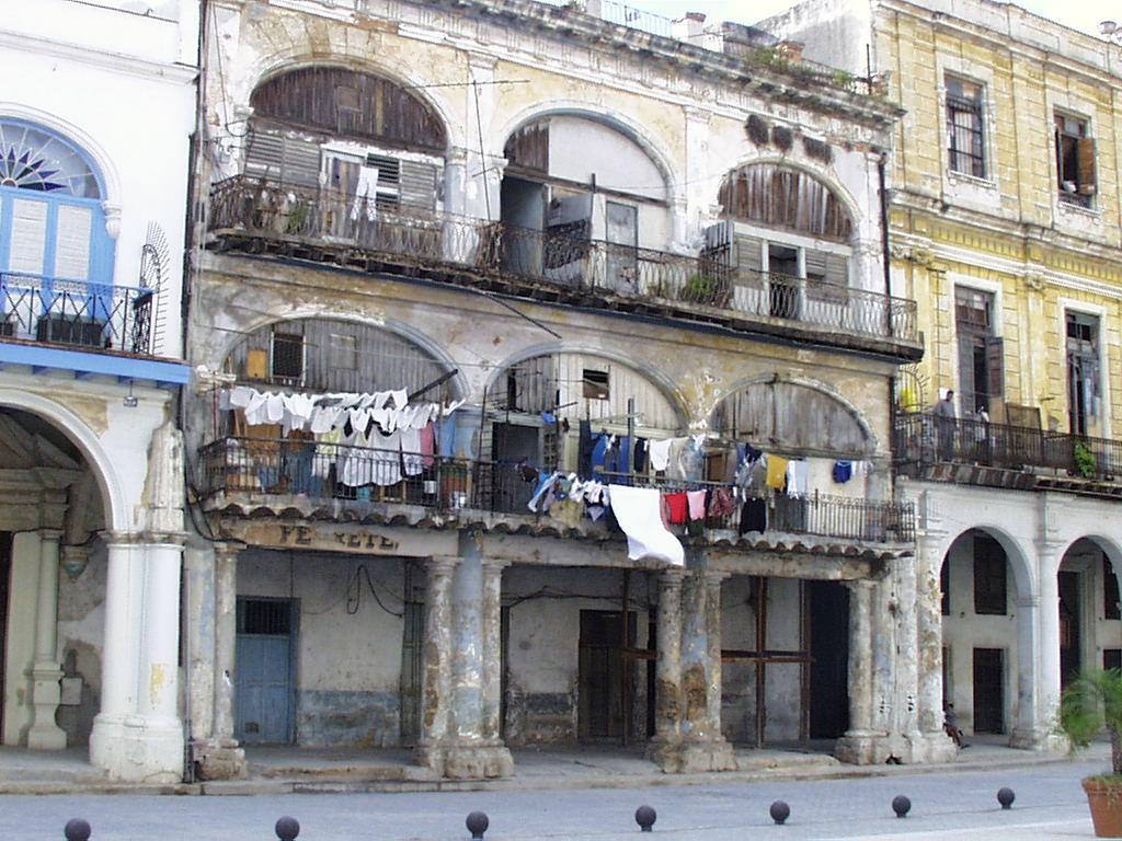 Havana - o regime comunista afundou Cuba no miserabilismo
