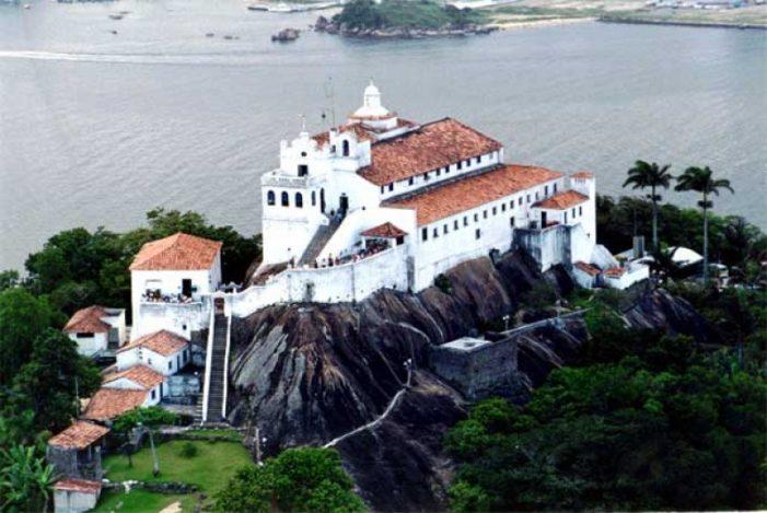 A maravilhosa legenda do Convento da Penha, no Espírito Santo