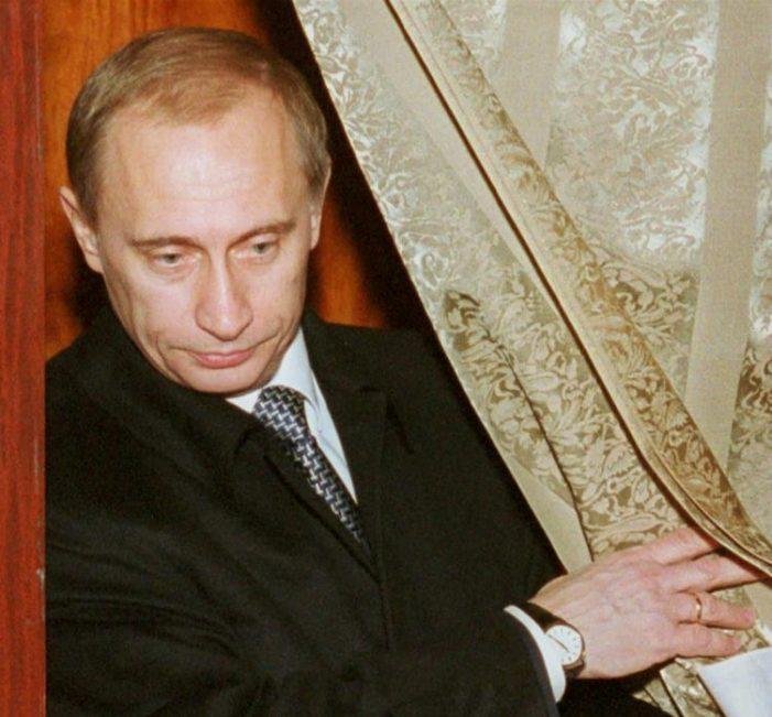 Putin continua com plano do assalto à Europa