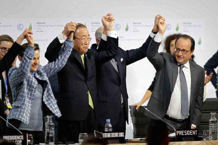 COP21: o insucesso histórico de Paris