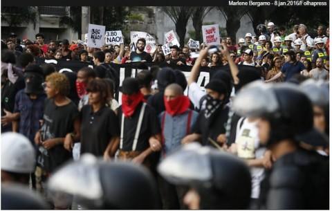 Europa, Brasil e o espectro do caos