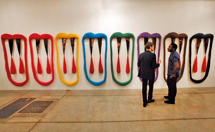 """""""Arte contemporânea"""", caos mental e insensibilidade"""