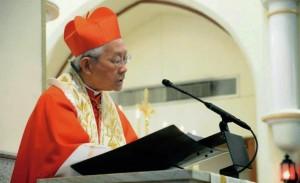 Dom José Zen, Cardeal Arcebispo emérito de Hong Kong