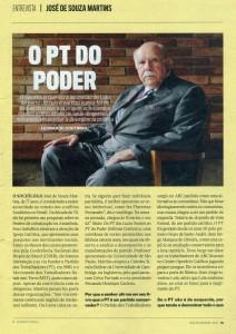 José de Souza Martins