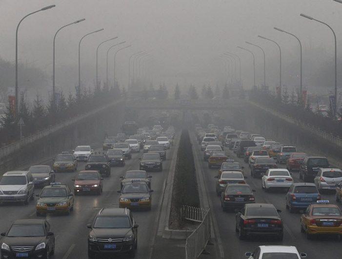 Pequim: poluição é boa para igualar a população…