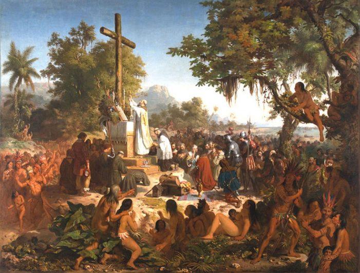 Gênese da civilização cristã no Brasil