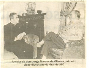 dom Jorge Marques de Oliveira