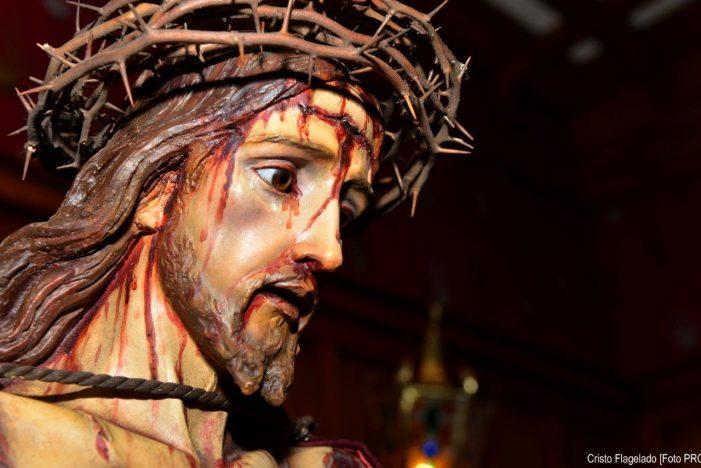 A flagelação de Jesus Cristo, seu pensamento, sua nobreza e elevação de alma em meio aos sofrimentos