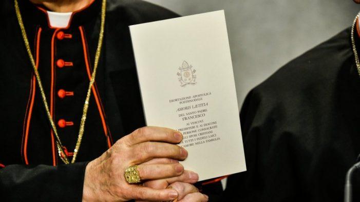 Exortação pós-sinodal Amoris laetitia: primeiras reflexões sobre um documento catastrófico
