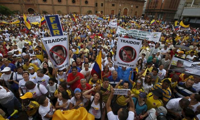 Colombia contra FARC
