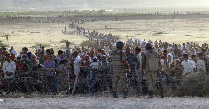 O Islã invade novamente a Europa — desta vez procura ficar