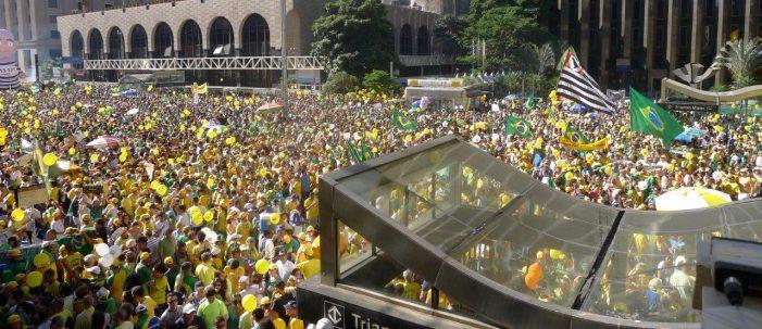 O BRASIL NO MEMORÁVEL DIA 17 DE ABRIL