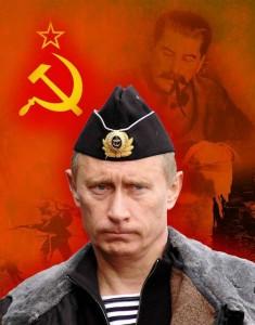 Putin confessa que continua adepto do comunismo