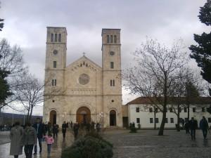 Igreja de Na. Sra. da Assunção, símbolo  de Siroki-Brijeg