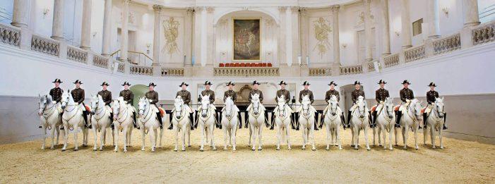 ÁUSTRIA: A Escola Espanhola de Equitação de Viena