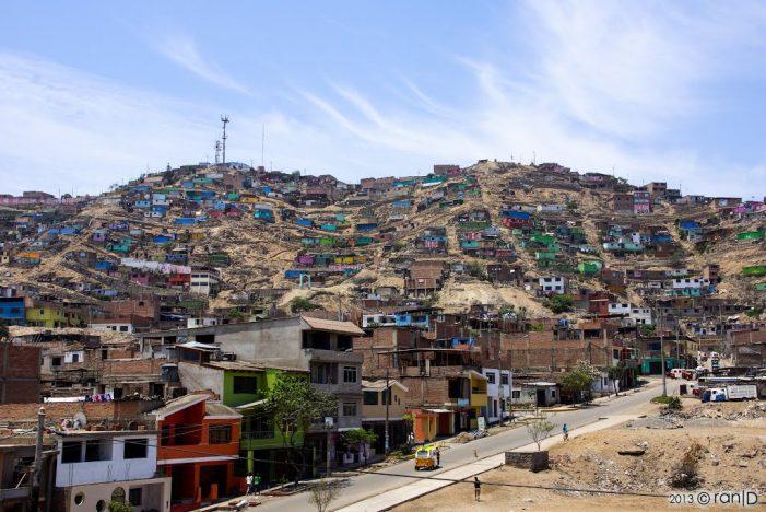 PERU: ladrões com restos de fé