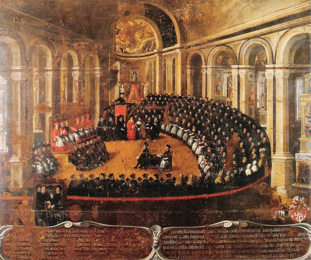 Concílio de Trento (1545 a 1563)