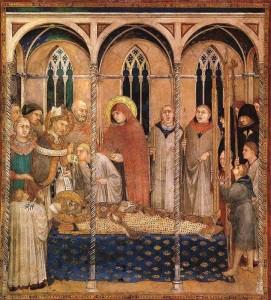 Funeral de São Martinho (1312-1317)