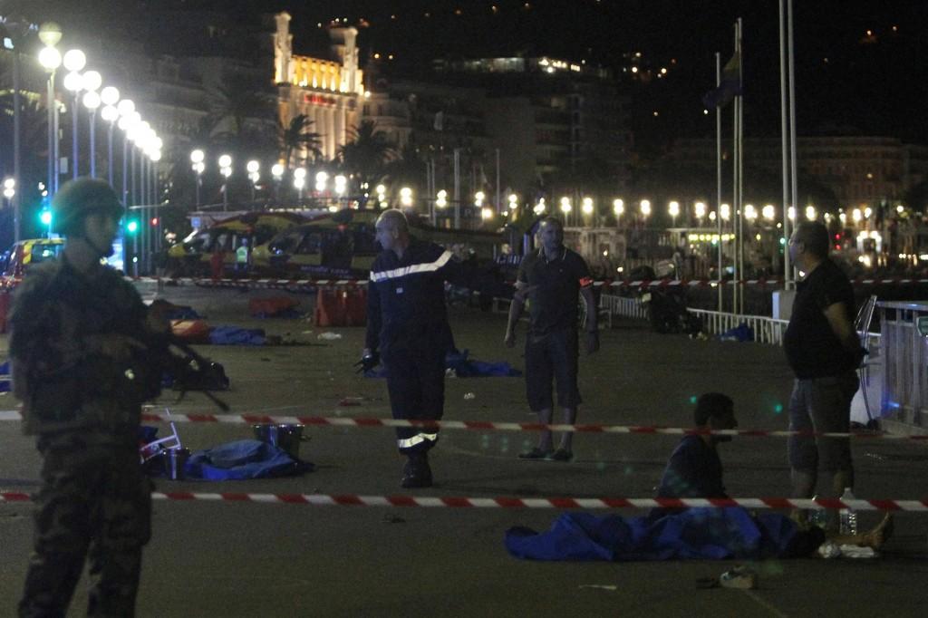 Atentados em Nice