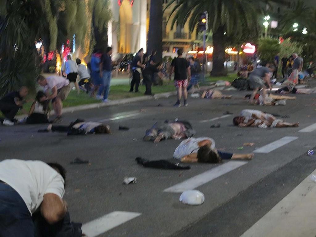 Terrorismo islamico em Nice