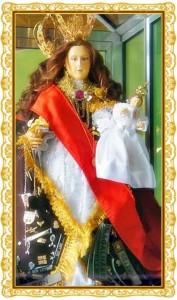 Imagem de Nossa Senhora do Carmo do Forte de Coimbra (Corumbá – MS)