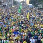31 de julho de 2016 - Manifestação pelo impeachment da ex-presidente petista na Av. Paulista. Fotos PRC