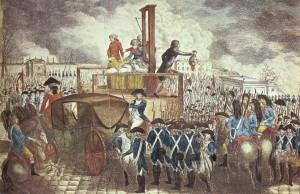 Execução de Luís XVI