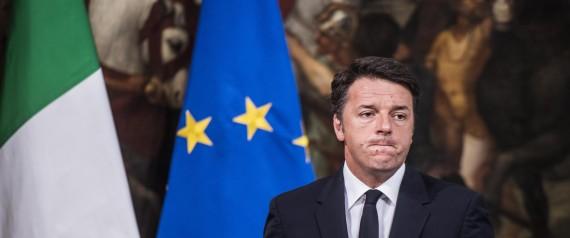 Com a derrota no recente referendo, Matteo Renzi se viu obrigado a renunciar