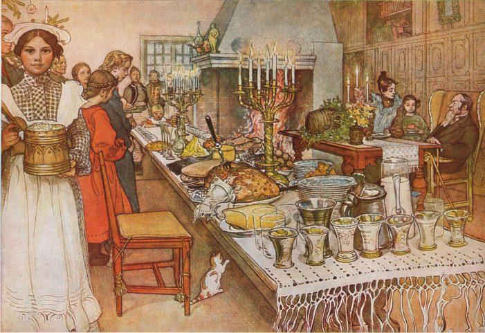Panetones de Natal — inspiração celeste numa civilização católica