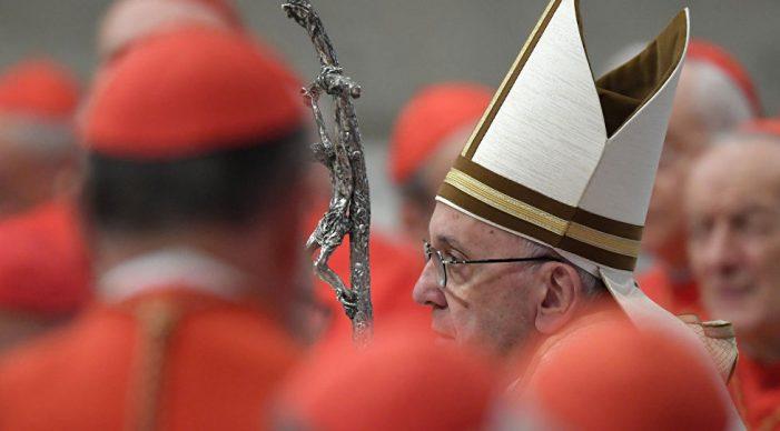 Os oitenta anos do Papa Francisco