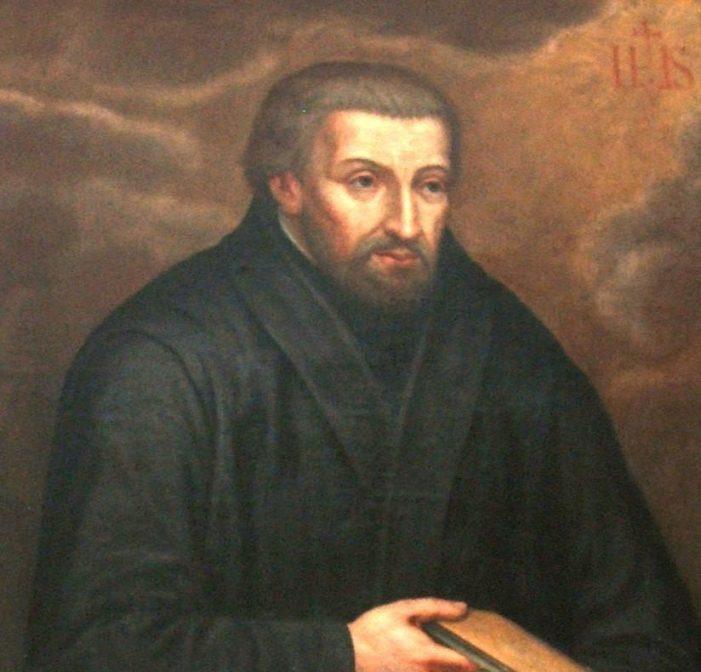 Um grande jesuíta que combateu a Pseudo-reforma protestante de Lutero