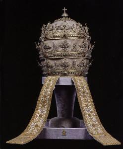 Tiara do Papa Gregório XVI