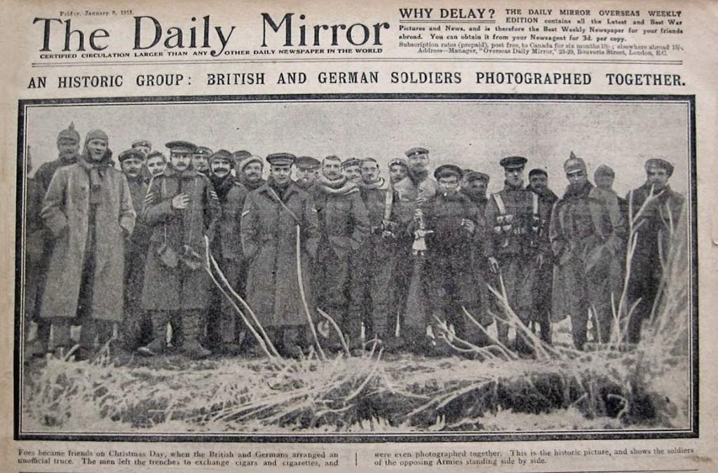 Trégua de Natal de 1914
