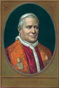 """""""A posição firme de Pio IX foi contraposta pelo pontífice seguinte, Leão XIII (1878–1903), que promoveu na França a política de ralliement com a república nascida da Revolução Francesa"""""""