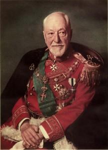 Fra Ludovico Chigi Albani della Rovere (1866-1951), Príncipe e Grão-Mestre da Ordem de 1931 a 1951