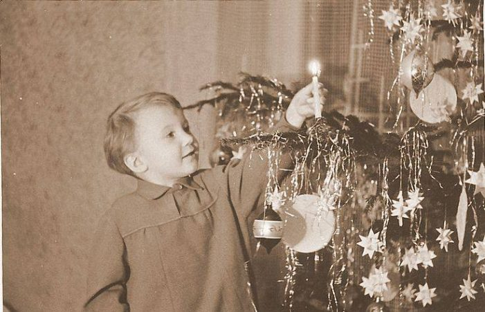 Natais de minha infância