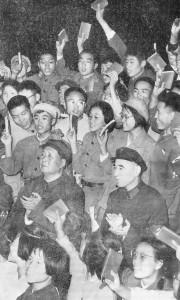 """Mao Tsé-Tung quis estabelecer a igualdade completa entre """"camaradas"""" na Revolução Cultural."""